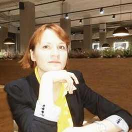 Арина Беликина